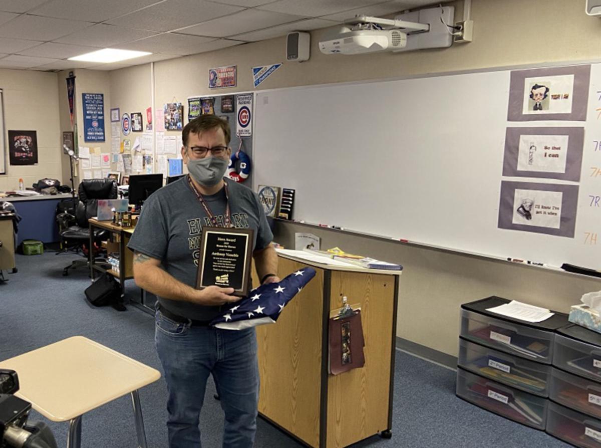 Anthony Venable Hero Award