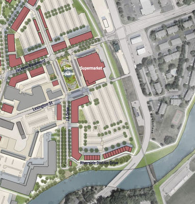 River District project could get 3rd city loan