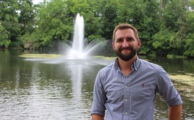 Jamison Czarnecki in High Dive Park