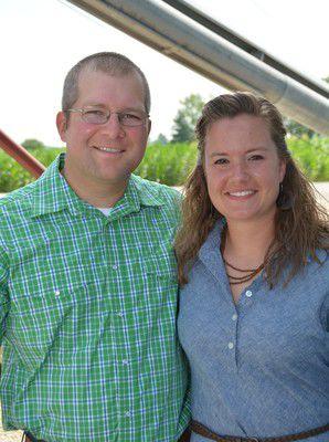 Elkhart County couple earn Indiana Farm Bureau honor
