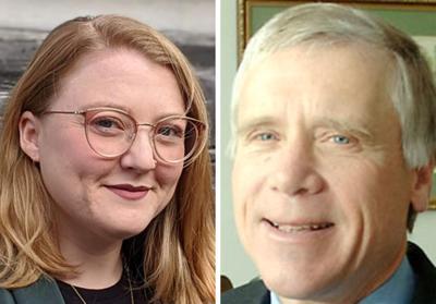 Amanda Qualls and Joseph Lehman