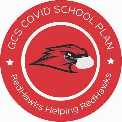 GCS covid logo