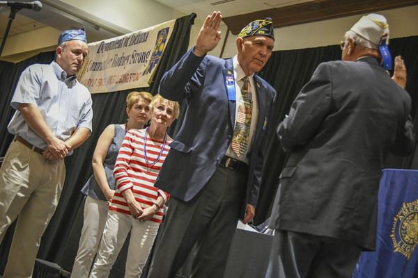 Connelly named state American Legion commander