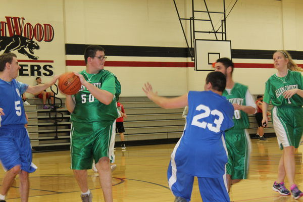 Special Olympics Tip-Off Tournament returns to Wakarusa
