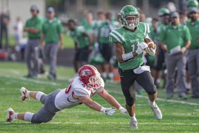 Concord's Mitchell, Penn's Moala named Top 50 Indiana high school football players