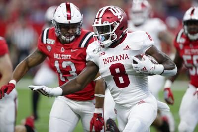 Indiana survives scare from Ball State