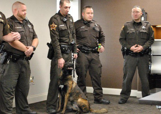 K-9 named after Polaris Industries