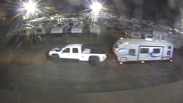 Police investigate travel trailer thefts last Friday
