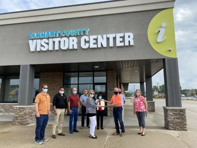 Chamber honors Convention & Visitors Bureau