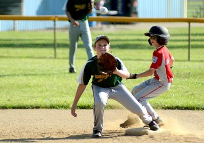 District 14 Little League: Braden Black hits grand slam for Cleveland victory over Middlebury