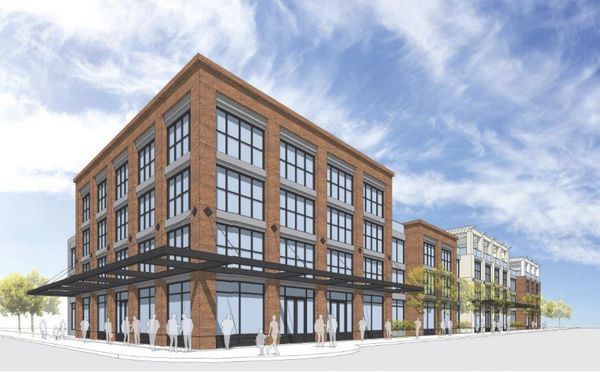 Investors pitch River District project