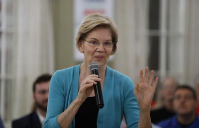 Elizabeth Warren to visit Elkhart