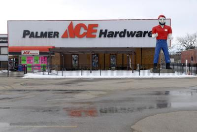 Ask the Truth: What happened to the Paul Bunyan statue outside the old Palmer Ace Hardware store in Elkhart?