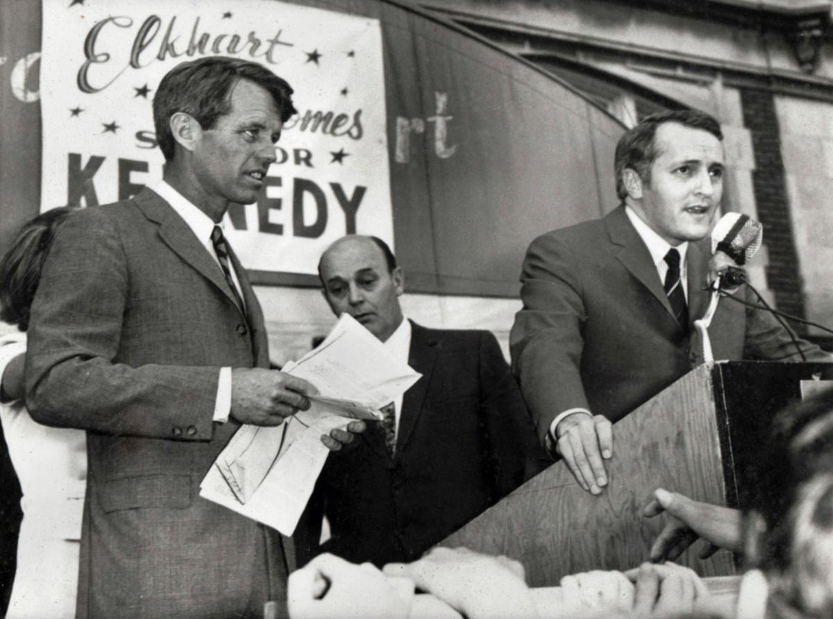 Art Decio and Robert Kennedy