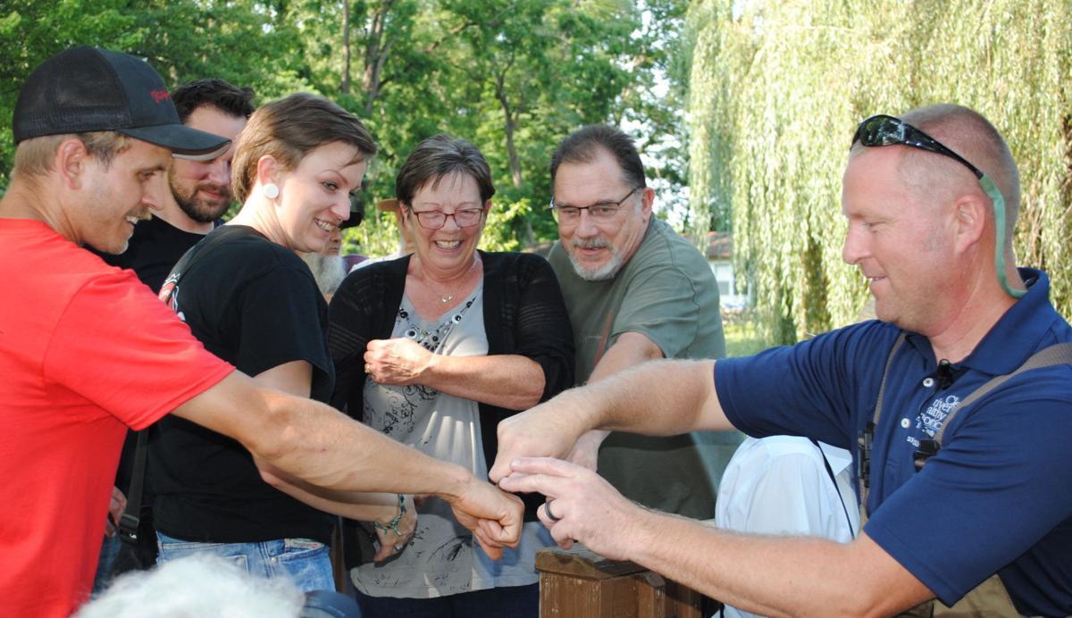 Riverfest celebrates Riverbend Park founders1