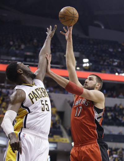 Pacers beat Raptors 100-83 in Game 4 to even series