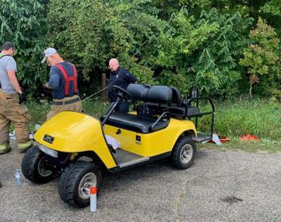 Kosciusko County police investigate fatal golf cart crash