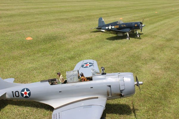 'Air Supremacy' flies over Goshen this week
