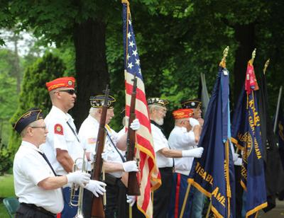 Community eager to recognize veterans