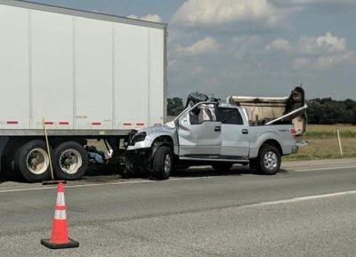 Indiana Toll Road fatality