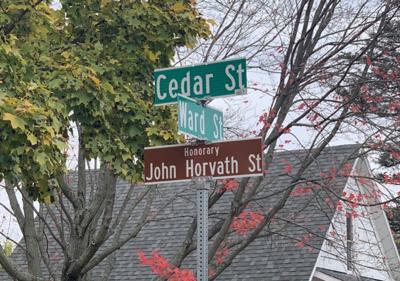 Honorary John Horvath Street