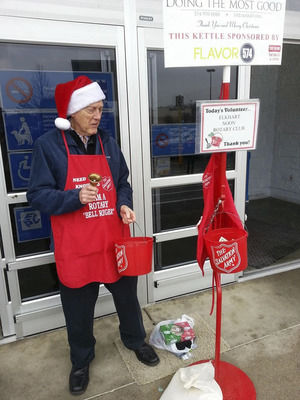 Salvation Army loses 2 bell-ringing stations