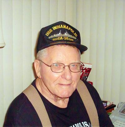 Nappanee native, a survivor of USS Indianapolis sinking during World War II, dies at 89