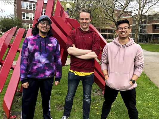 Goshen College graduates launch soft-drink venture