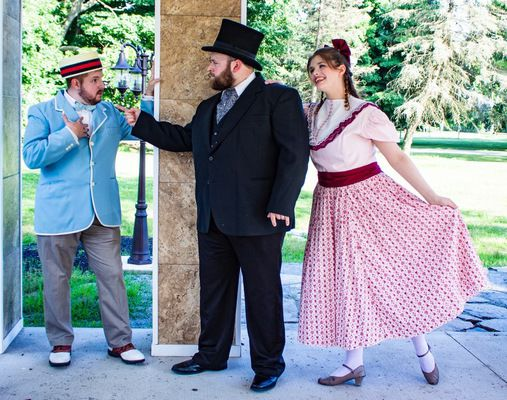 Elkhart Civic to present 'The Music Man'