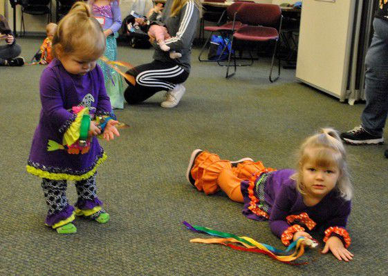 Little monsters invade Nappanee