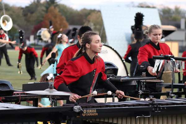 2 advance to state band finals