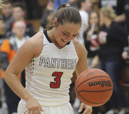 Trenshaw puts pride into leadership, defense for NorthWood girls