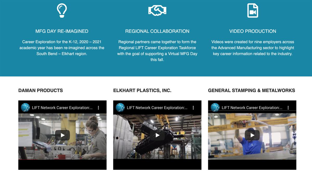 Manufacturing Day 2020 website