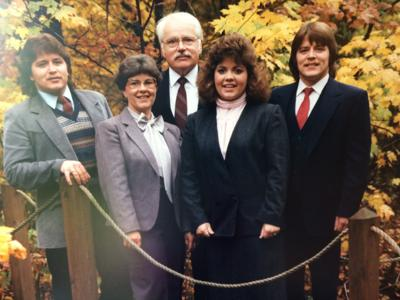 Nappanee's Bryan and Diane Carter had 'fairy tale romance,' daughter says