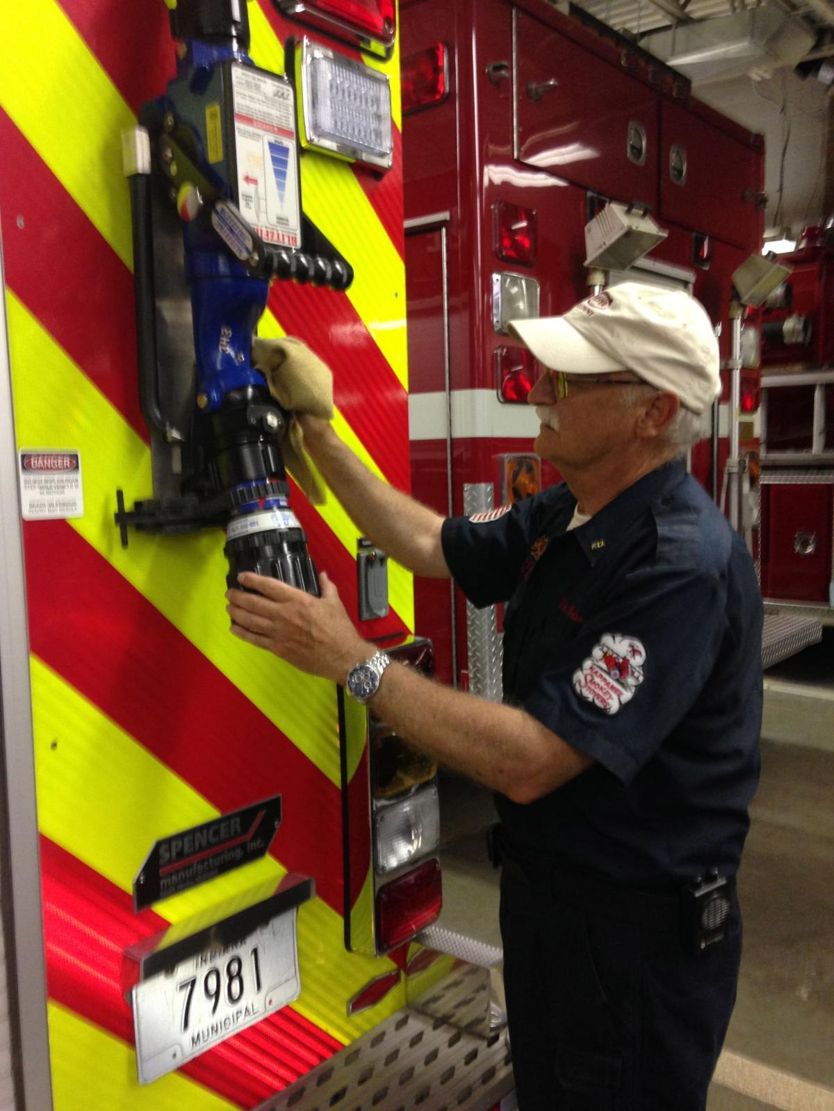 Volunteer firefighters' work has become more difficult with added regulations, Nappanee Fire Department says