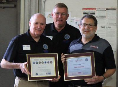 Bravo Trailers honored for support of veterans