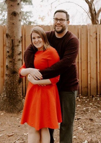 Sue Wetzel and Darren Arney