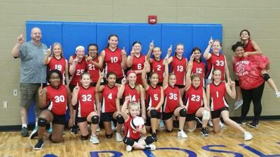 Eastwood Elementary claims city volleyball title