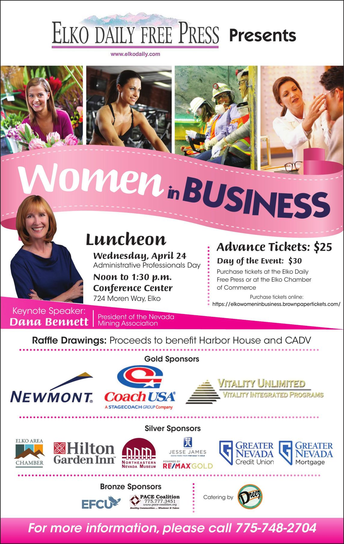 WOMEN IN BUSINESS - Ad from 2019-03-30