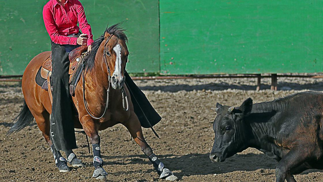 Nevada State High School Rodeo Finals Short Go Girls