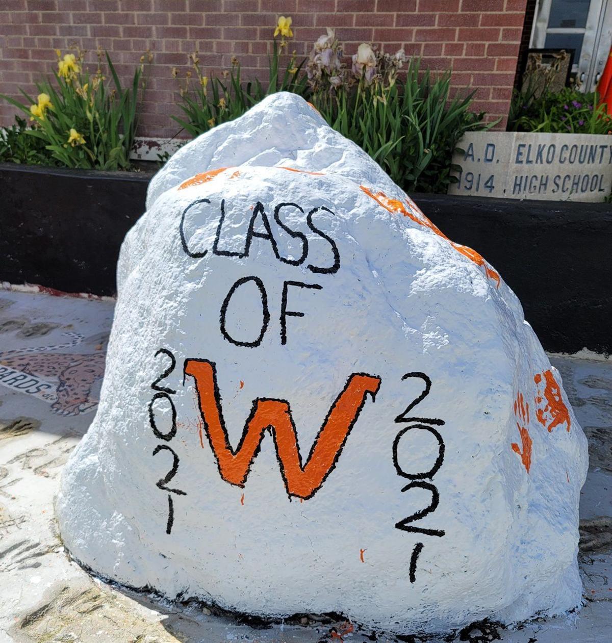 WHS rock