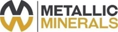 Metallic Minerals Corp. logo