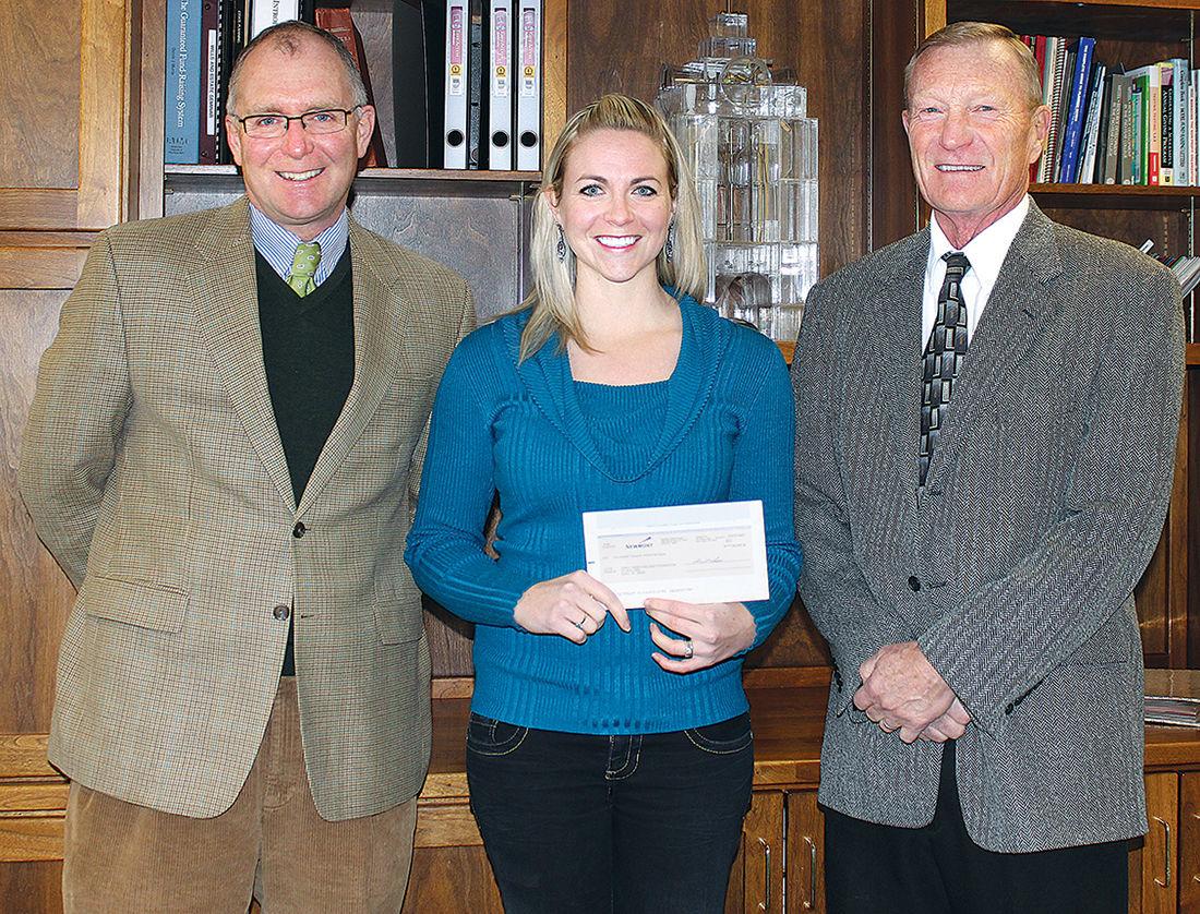 $100,000 Newmont to GBC Foundation