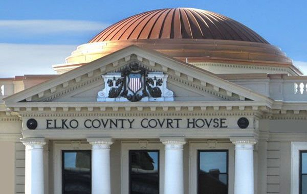 Elko County Courthouse