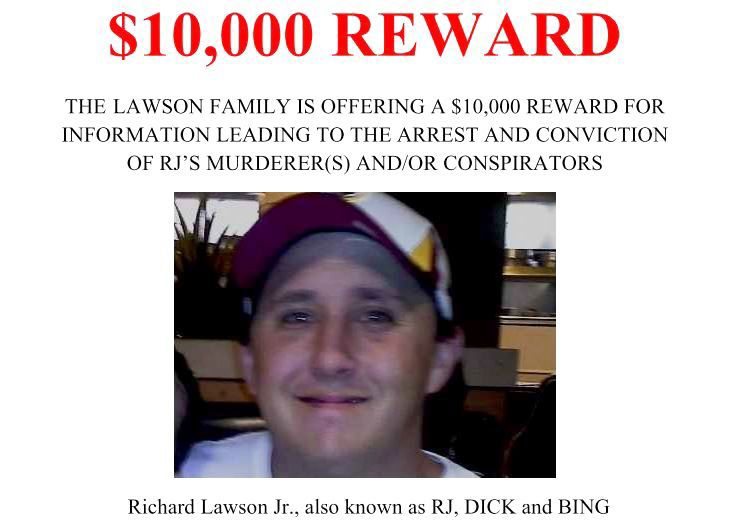 Reward bulletin