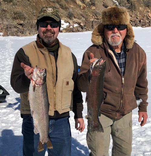 Wild Horse Fishing Derby