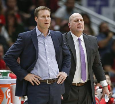 Bulls Hoiberg Fired Basketball