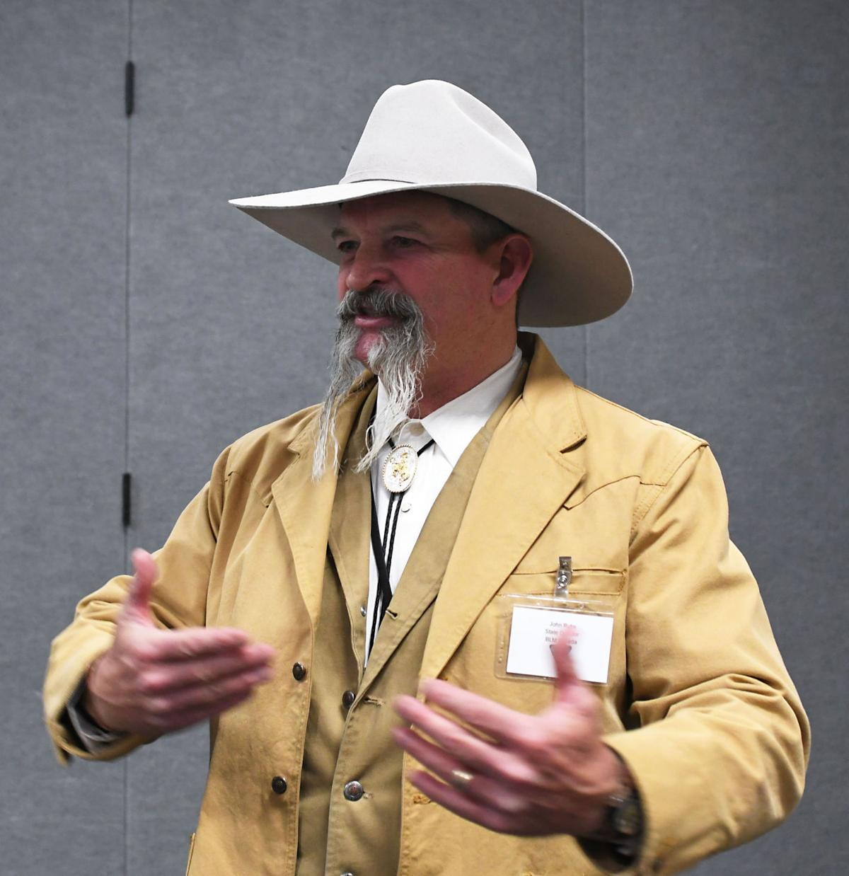 Nevada BLM director addresses Regional Advisory Councils