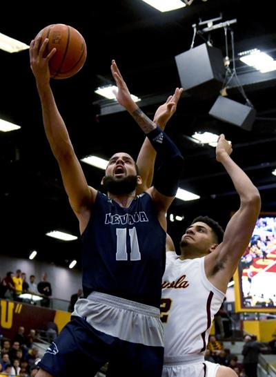 Nevada Loyola Chicago Basketball