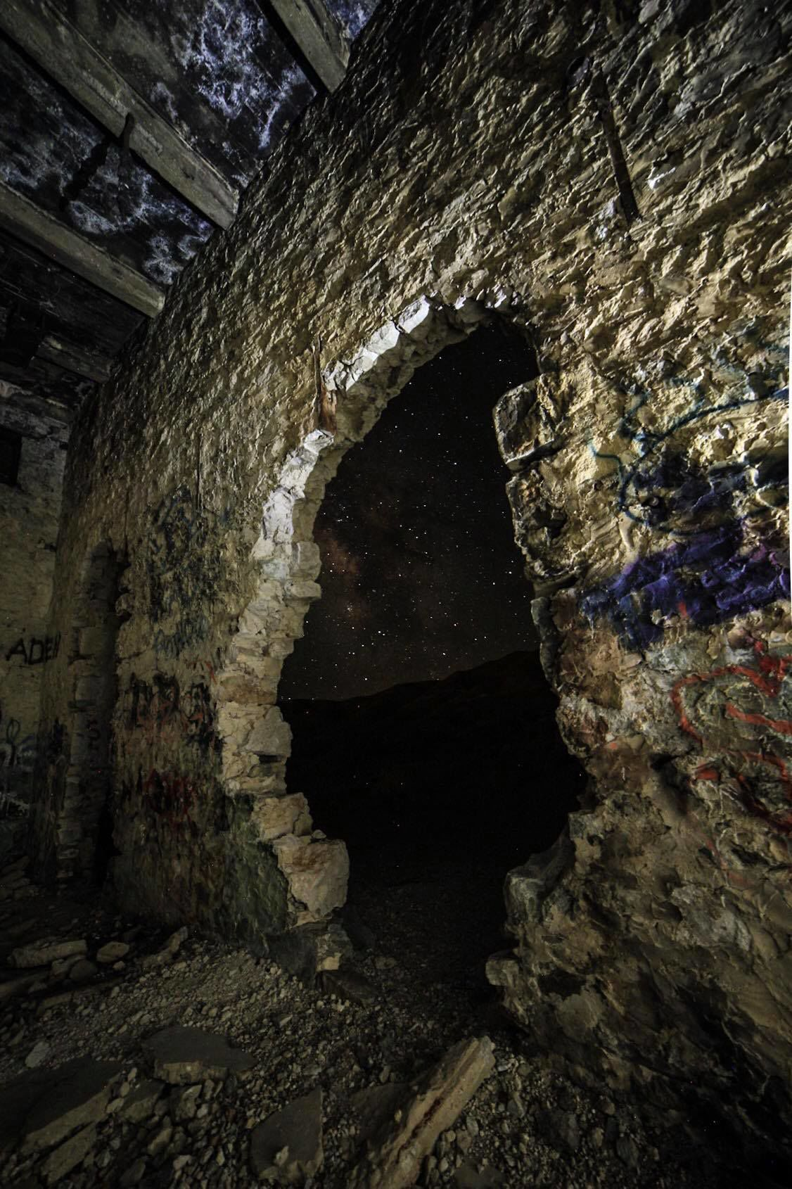 History: Bluestone Mine